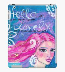 Hello Lovely iPad-Hülle & Skin