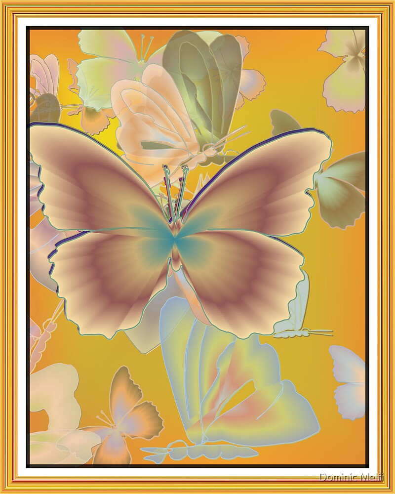 Butterfly fantasy 2007-10-10 by Dominic Melfi
