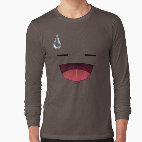 hehe, My Bad! Long Sleeve T-Shirt