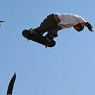 Flying High by PeterHolroyd