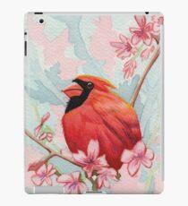 Northern Cardinal iPad Case/Skin