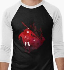 Ruby RWBY Men's Baseball ¾ T-Shirt