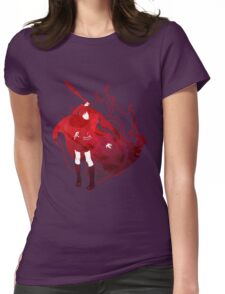 Ruby RWBY Womens Fitted T-Shirt