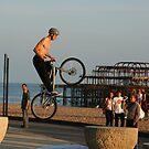 Concrete leap by PeterHolroyd