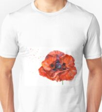 Silky Poppy T-Shirt