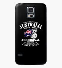 Australia - Koala & Flag Map  Case/Skin for Samsung Galaxy