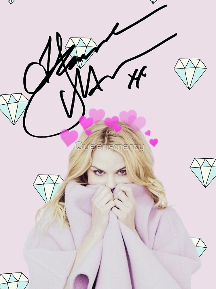 Jennifer Morrison Hearts & Diamonds by Queensmercy