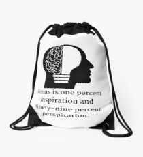 College: Drawstring Bags | Redbubble