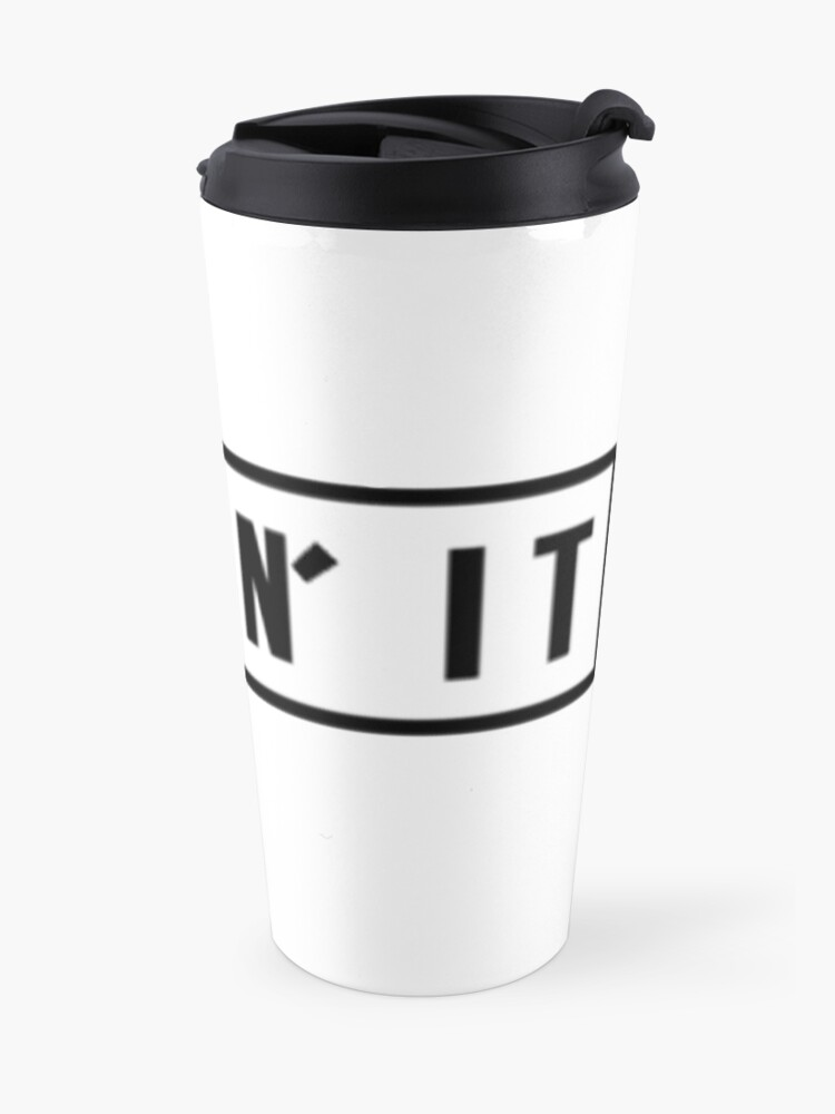Alternate view of Killin It Travel Mug
