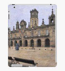Concello de Lugo iPad Case/Skin