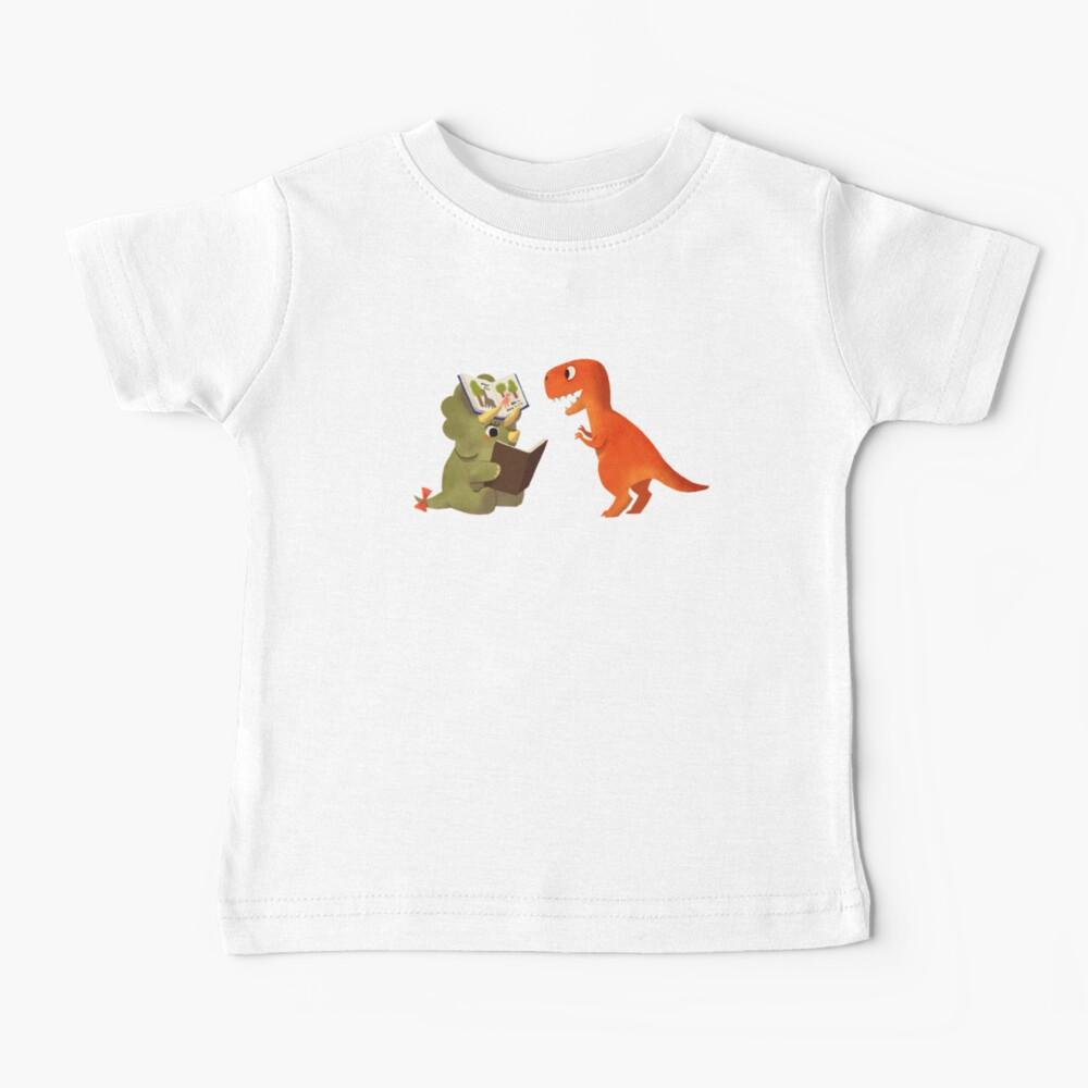 BOOK DINOSAURS 04 Baby T-Shirt
