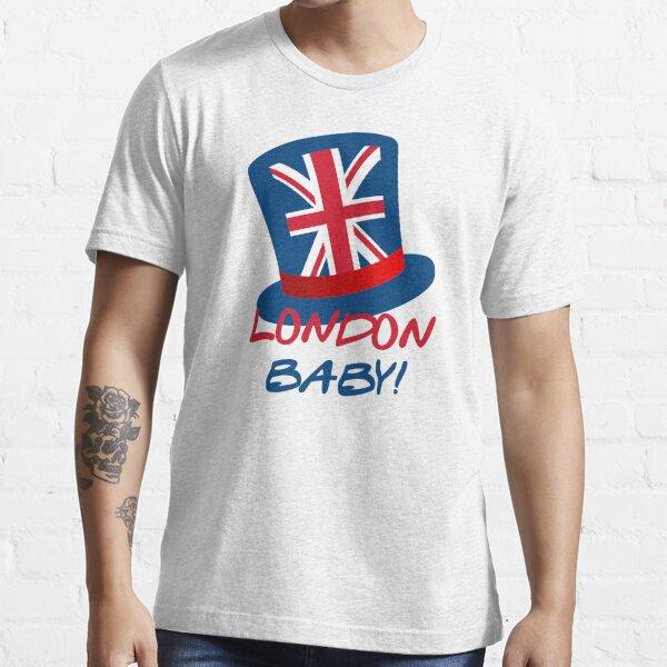 Joey's London Hat – London, Baby! Essential T-Shirt