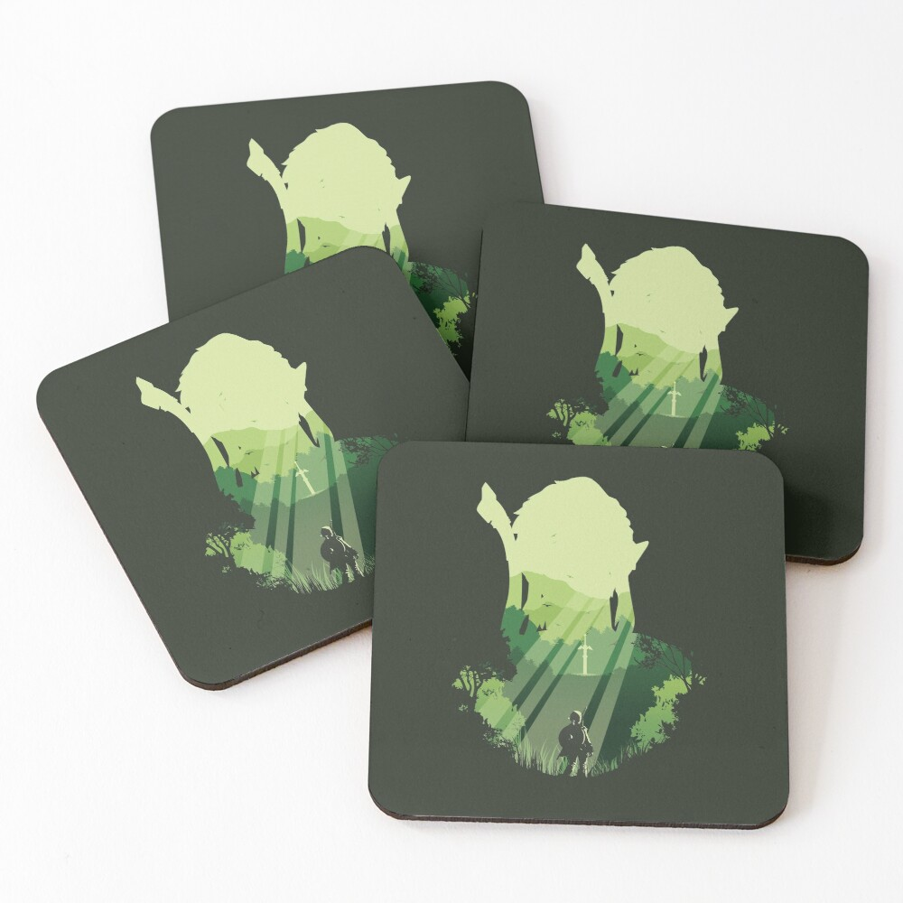 Prelude of Light Coasters (Set of 4)