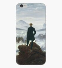 Caspar David Friedrich - The Wanderer Above The Sea Of Fog iPhone Case