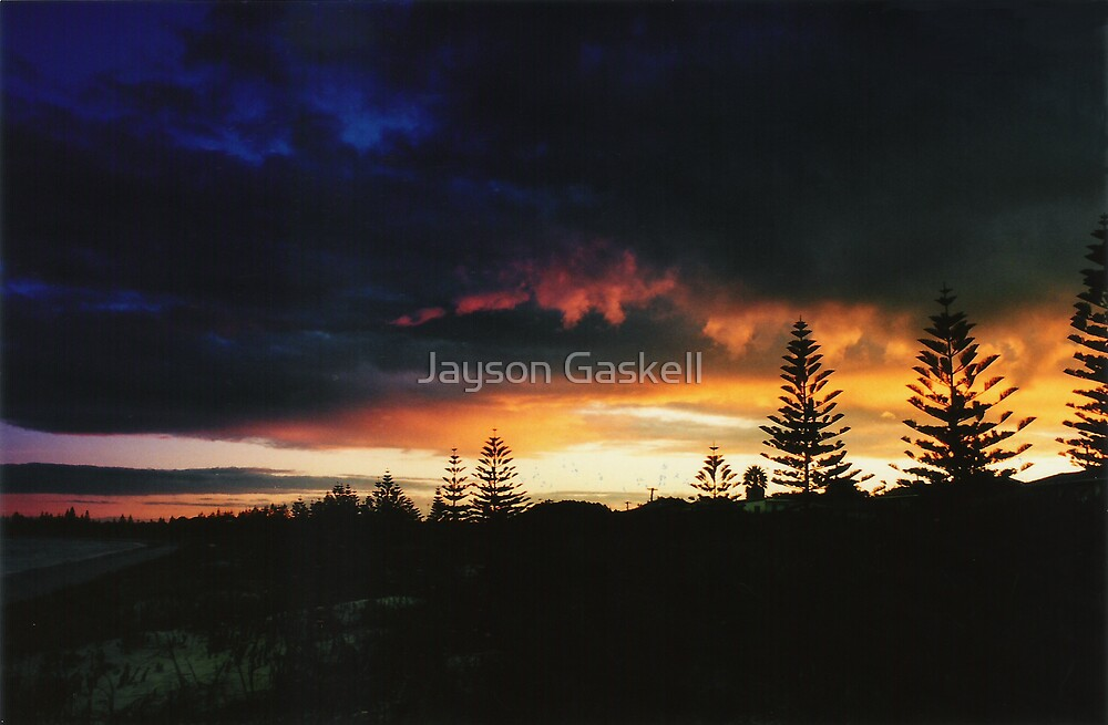 Esperance Sunset by Jayson Gaskell