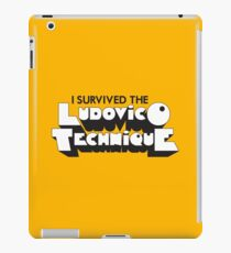Ludivico Technique iPad Case/Skin