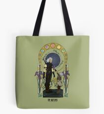 Lilac and Gooseberries Tote Bag