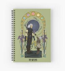 Lilac and Gooseberries Spiral Notebook