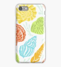 happy shells iPhone Case/Skin