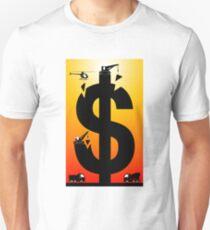 making money dollar T-Shirt