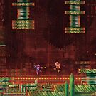 Metal Man Room (20 first marked) by orioto