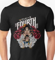 One Piece Monkey D Luffy Gear Fourth  T-Shirt