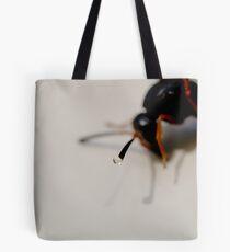 Antenna drop Tote Bag