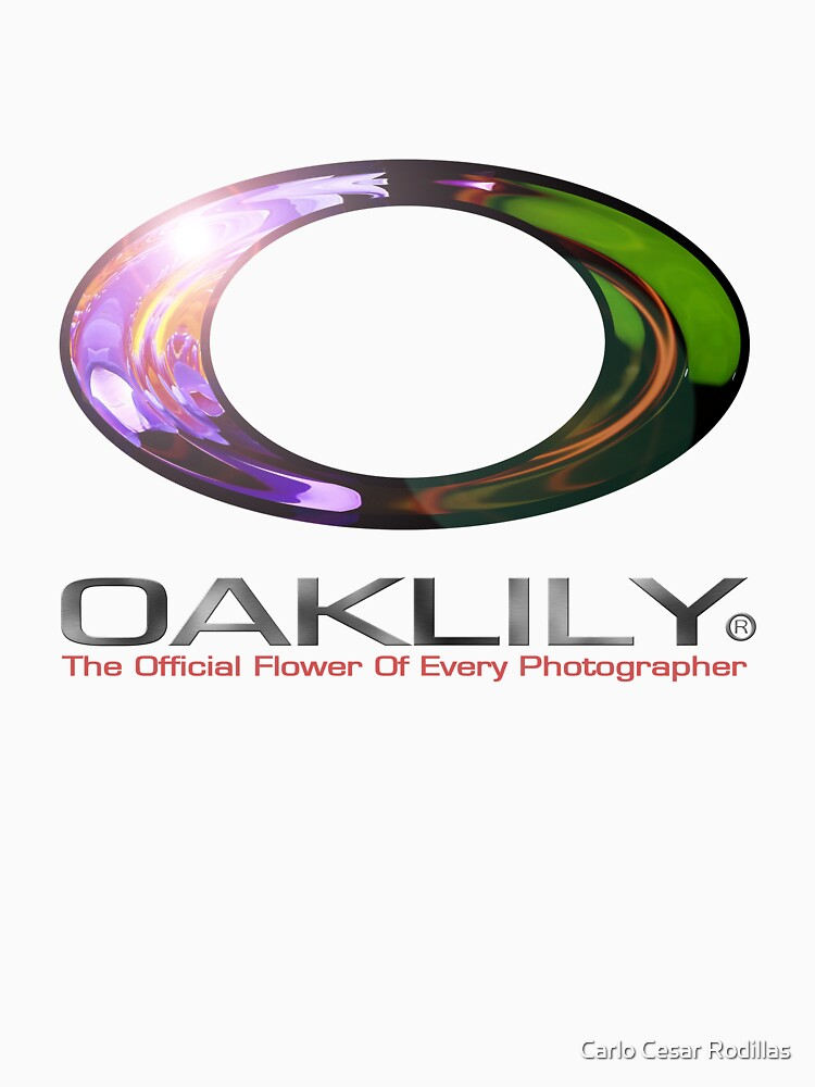 OAKLILY T-SHIRT for every Photographer! by carlo