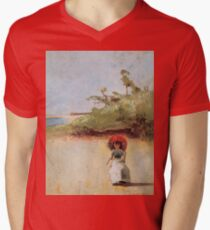 Charles Conder - All On A Summers Day (1888) T-Shirt