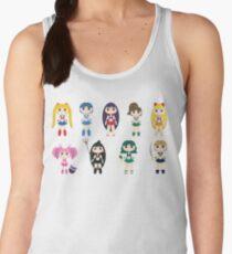 Sailor Senshi Women's Tank Top