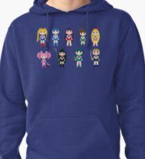 Sailor Senshi Pullover Hoodie