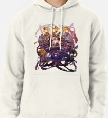 Blazblue All Characters Pullover Hoodie