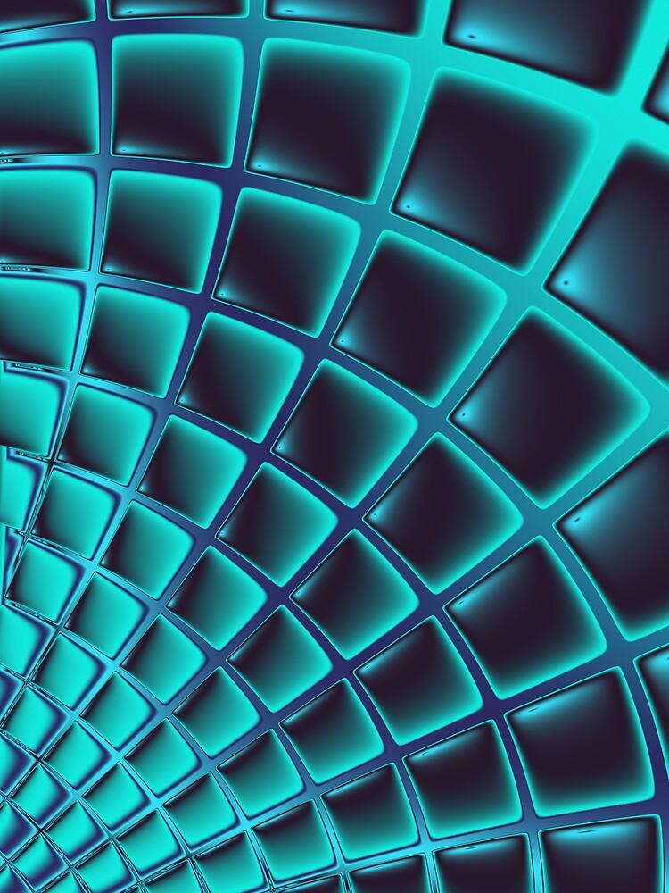 Blue Tiles by WiseWanderer