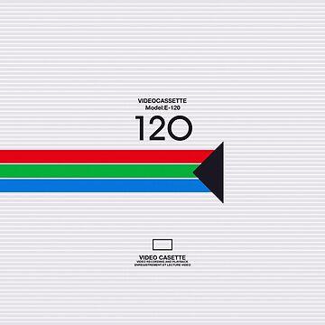 VHS E-120 by electrixdev