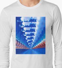 Infinity Landscape Long Sleeve T-Shirt