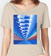 Infinity Landscape Women's Relaxed Fit T-Shirt