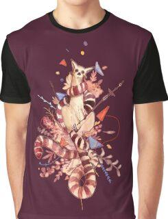 El príncipe lemur Graphic T-Shirt