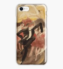 Charles Demuth - In Vaudeville (Dancer With Chorus) iPhone Case/Skin