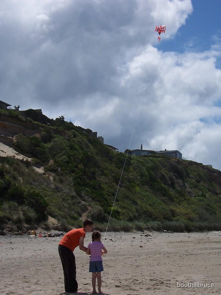 Kite by boothillbruce