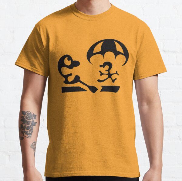 Game and Watch Guy - Parachute Classic T-Shirt