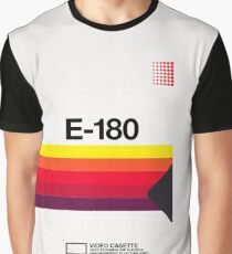VHS E-180 Graphic T-Shirt