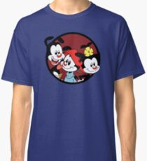 Yakko, Wakko and Dot Classic T-Shirt
