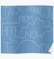 From Here To Now To You Poster