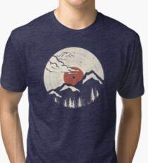 Camiseta de tejido mixto MTN LP ...