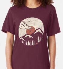 MTN LP... Slim Fit T-Shirt