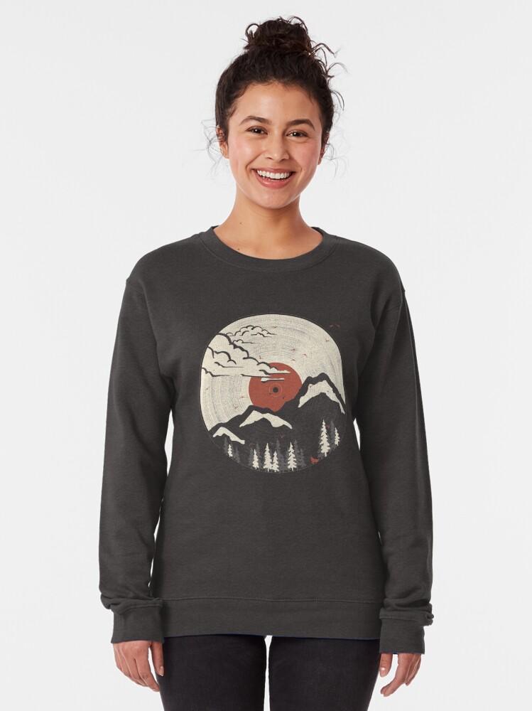 Alternate view of MTN LP... Pullover Sweatshirt