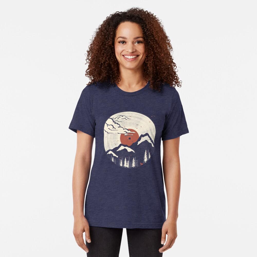 MTN LP... Tri-blend T-Shirt