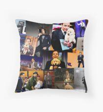 Jimmy Fallon Throw Pillow