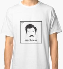 The Element of  Manliness Classic T-Shirt