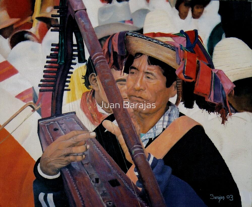 Arpero de Chiapas by Juan Barajas